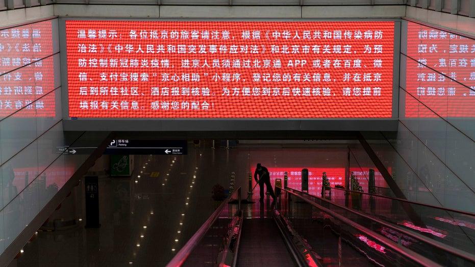 China pushes theory that US started the coronavirus outbreak