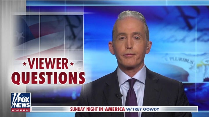 Should masks be worn in schools?: Trey Gowdy answers viewer's questions
