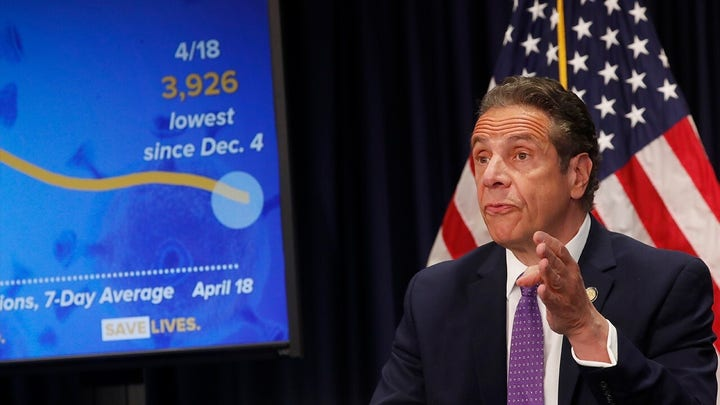New Cuomo criminal investigation greenlit by comptroller