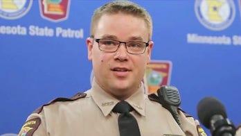 Minnesota trooper gives doctor masks instead of speeding ticket; Texas tailors sew masks