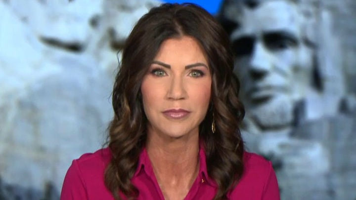 Noem loses bid for July 4th fireworks over Mt. Rushmore: Radical left 'don't want to celebrate America'
