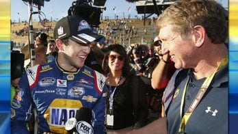 Joey Jones on NASCAR's Folds of Honor QuikTrip 500 and his new series 'Fox Nation Outdoors'