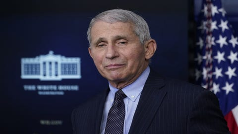 Dr. Fauci: Vaccine distribution effort 'not starting from scratch'