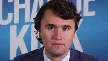Charlie Kirk on the 2020 race for the White House