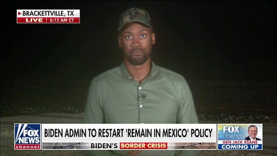 Biden set to restart the 'Remain in Mexico' Policy