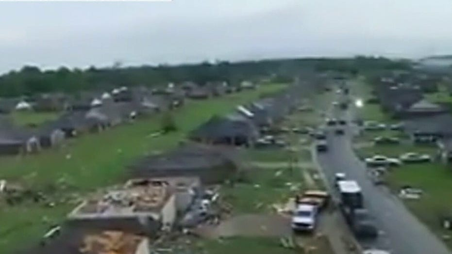 Mississippi governor on deadly tornado strike amid coronavirus outbreak