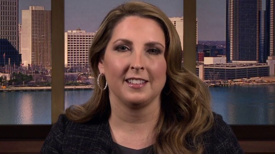 RNC chair says Adam Schiff is trying to delegitimize President Trump's election
