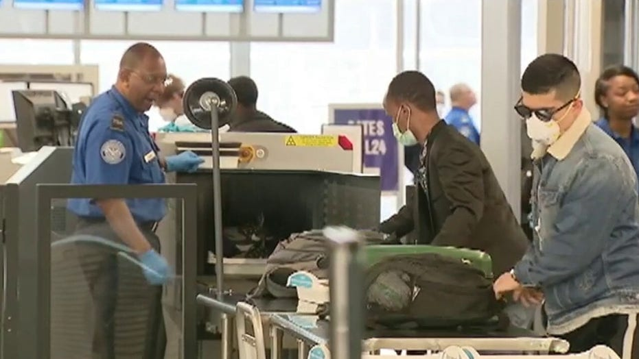 American airports in a post-pandemic world