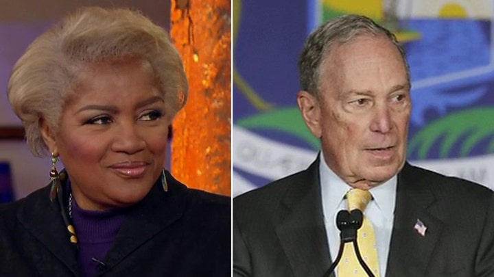 Donna Brazile says Mike Bloomberg has more explaining to do over 'stop and frisk' policy
