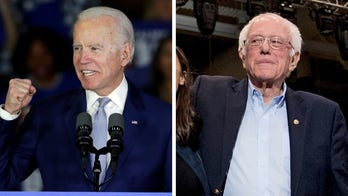 Biden could be 'most progressive president since FDR,' Sanders predicts