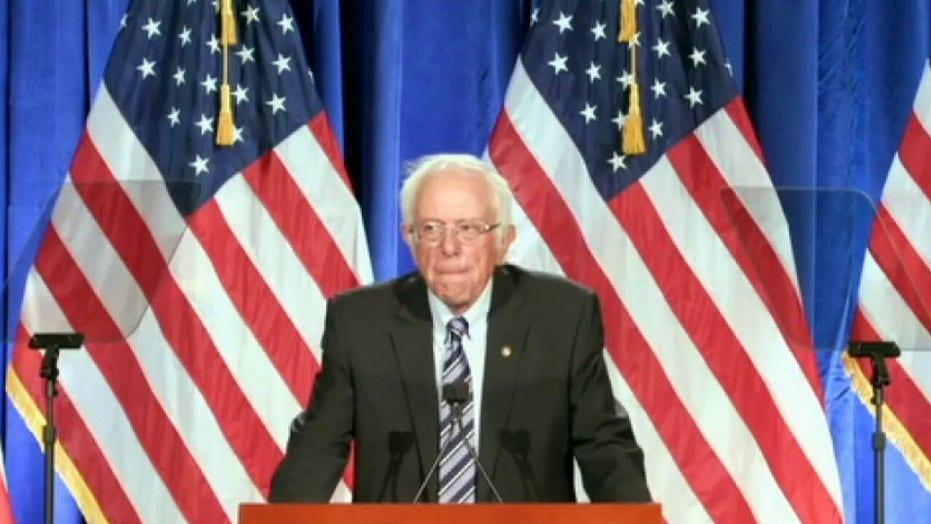 Bernie Sanders: Trump prepared to 'undermine' American democracy to stay in power