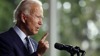 Fox News spots Biden making unannounced trip to nearby convention center