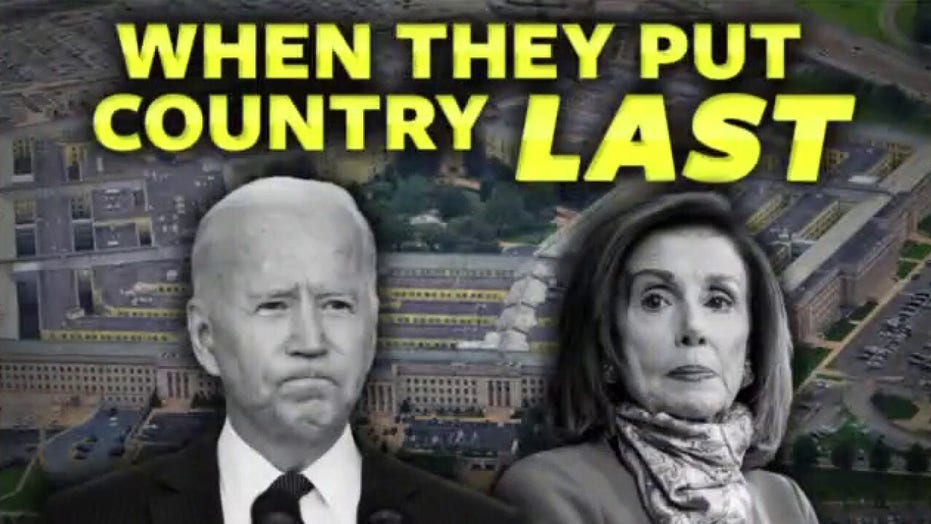 Ingraham: Milley, Democrats will never suffer politically despite putting 'country last'