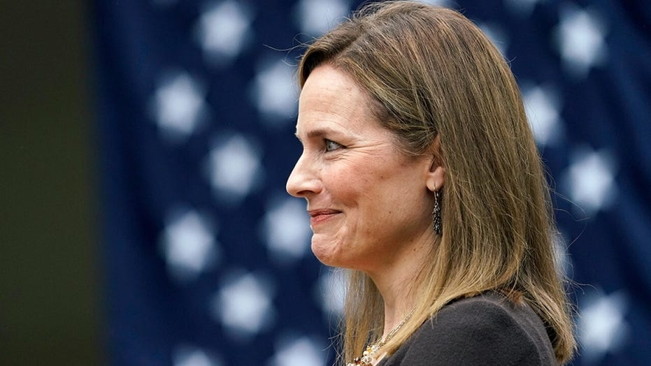Amy Coney Barrett accepts Supreme Court nomination, pledges to 'faithfully and impartially discharge' duties