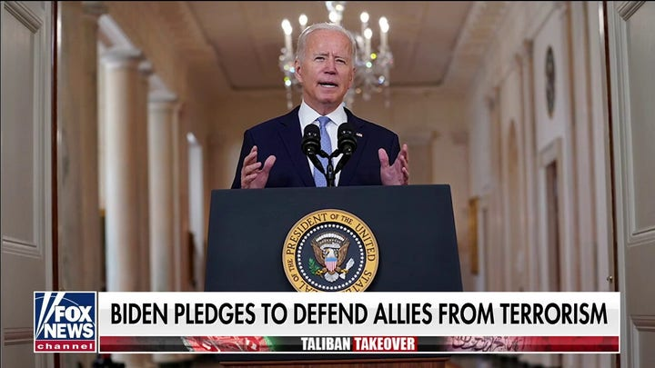 Murray: Can the world afford 3.5 more years of Joe Biden?