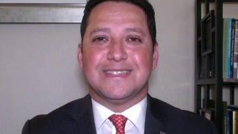 Rep. Gonzalez: Infrastructure spending package needs 'cyber security' included