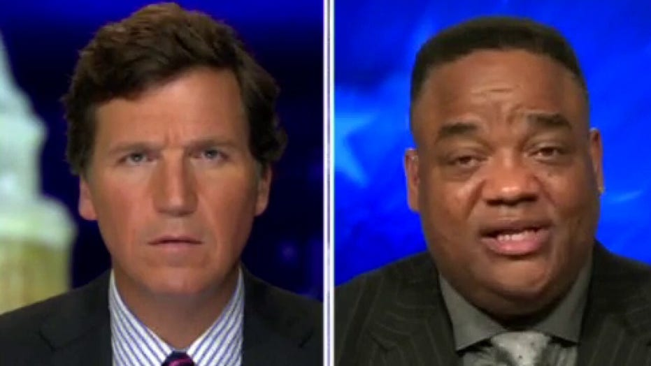 Jason Whitlock: 'Facade' that Black men 'can't relate' to Trump 'is starting to end'