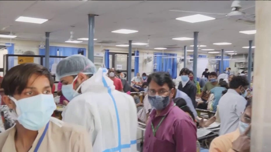 India's coronavirus death toll tops 200K amid 'particularly dangerous' wave