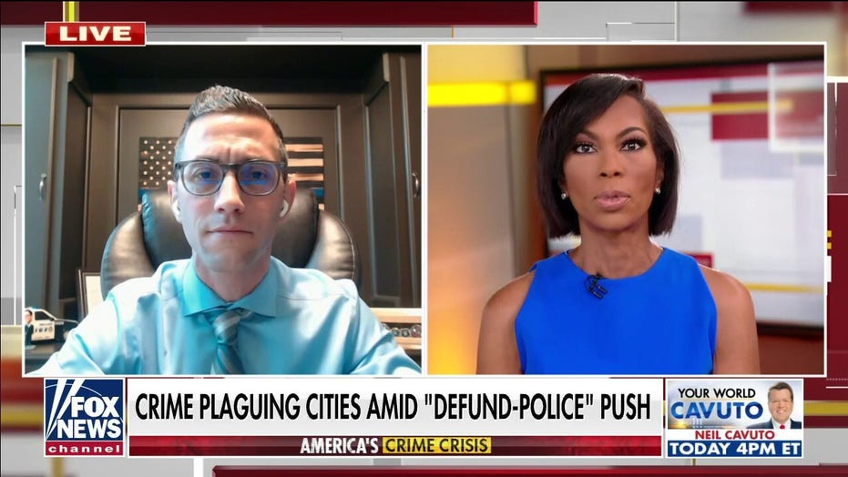 Police union says media, politicians 'gaslighting' public into supporting defund movement