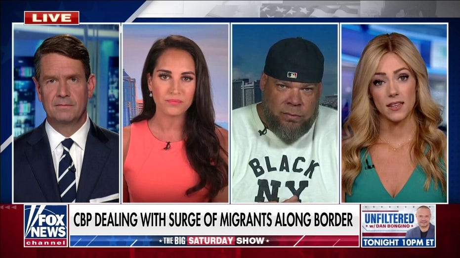 Emily Compagno: Kamala Harris' border trip was 'just for PR to get the media off her back'