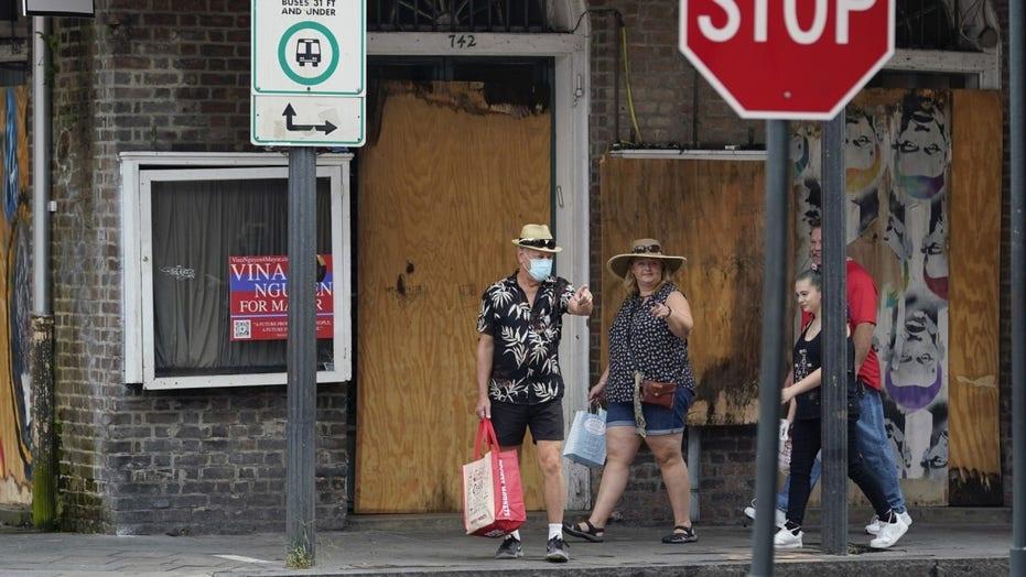 ハリケーンアイダ, 'extremely dangerous' Category 4 嵐, to hit New Orleans on Katrina anniversary