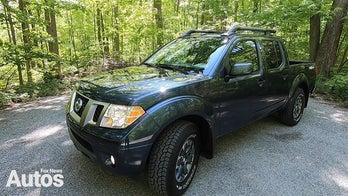 Fox News Autos test drive: 2020 Nissan Frontier