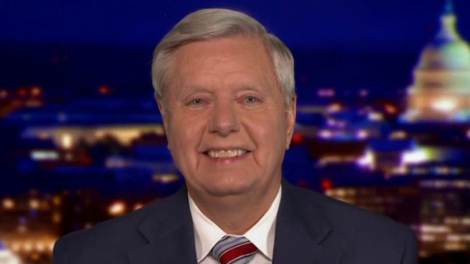 Lindsey Graham crowns Mexican drug cartels, Russia 'biggest winners' of Biden admin's first six months