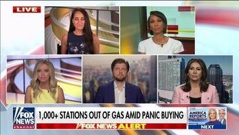 Buck Sexton: Gas shortages, inflation under Biden reminiscent of Jimmy Carter