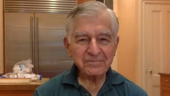 Michael Dukakis bashes Trump, says voters must 'get this guy out of the White House before he destroys us'