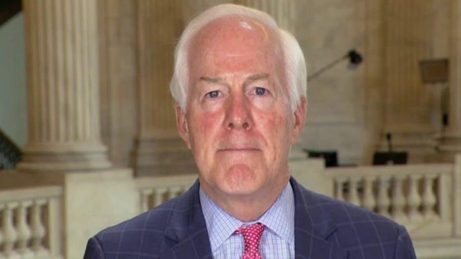 Sen. Cornyn: Biden admin 'has no plan' for handling border crisis