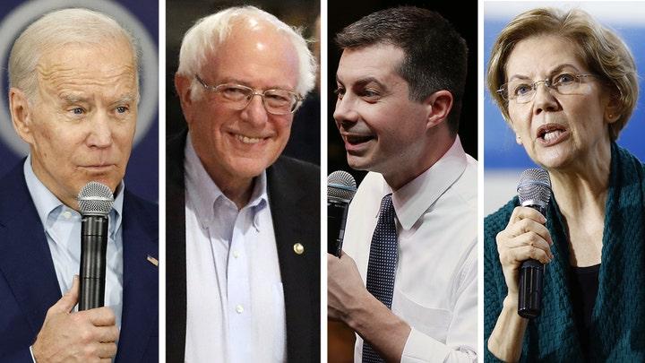 2020 Democrats make their closing arguments in Iowa