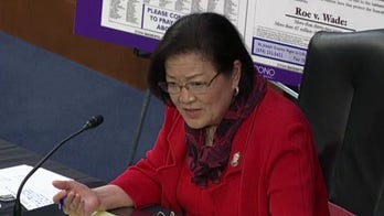 Sen. Hirono says, 'Hell no,' while casting her vote against ACB for Supreme Court