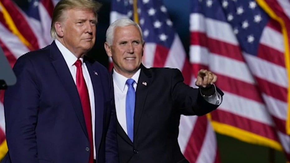 Trump campaign launching 'Operation MAGA', Pence to ramps up visits key battleground states