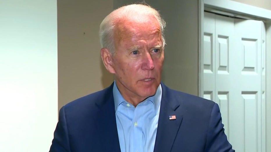Biden speaks on death of Justice Ginsburg: 'She was a beloved figure'