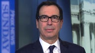 Mnuchin on Trump administration's efforts to ease financial fallout from coronavirus