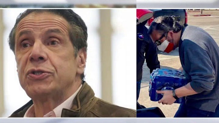 Coverage of Ted Cruz trip compared to Cuomo was 'sizzle' over 'steak' for media: Concha