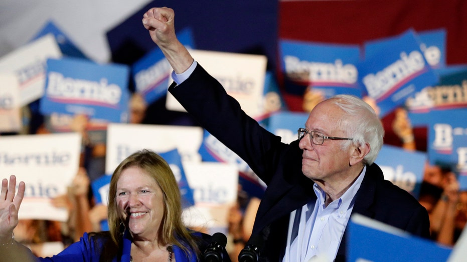 Rivals take aim at Bernie Sanders after his big Nevada win