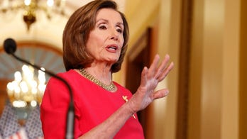 Pelosi indicates potential support for Senate鈥檚 new coronavirus bill, as details emerge