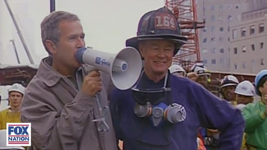 Dr. Marc Siegel: George W. Bush and 9/11 – a profile in strength, leadership
