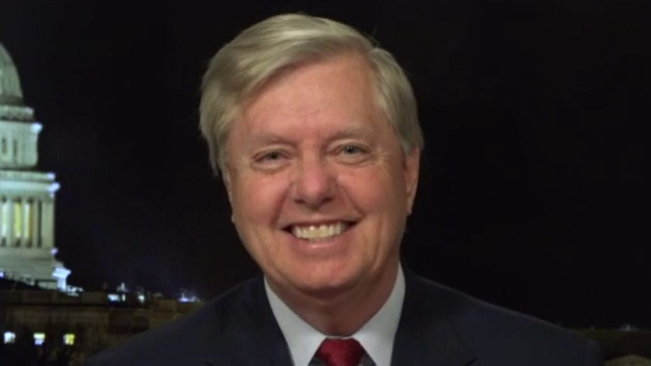Sen. Lindsey Graham: We can't let the Democratic Party give China a pass on coronavirus crisis