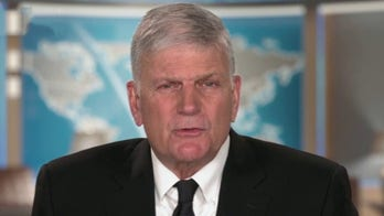 Franklin Graham shares message that will 'change your life' in the middle of the pandemic
