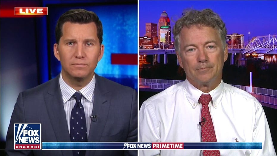 Rand Paul blasts Anthony Fauci after NIH admits gain-of-function funding