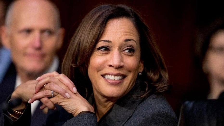 California Latino Caucus rebukes Harris for 'do not come' immigration warning