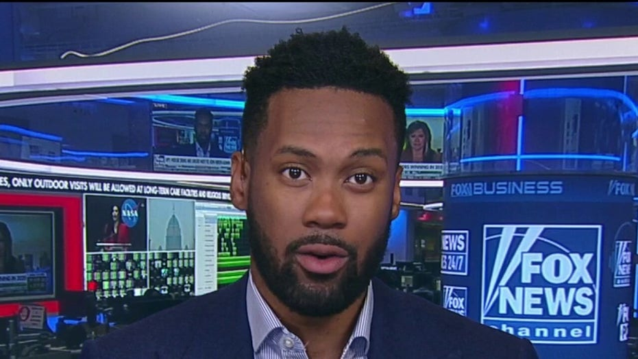 Lawrence Jones: 'Republicans are winning the marketing battle' against socialism