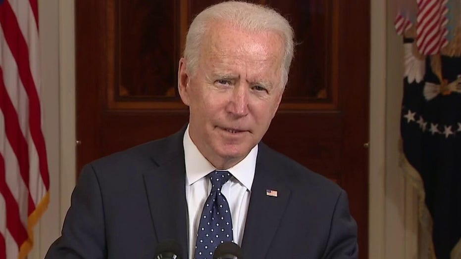 Biden, Harris slam 'systemic racism' in US, say Chauvin guilty verdict is 'giant step' toward racial justice