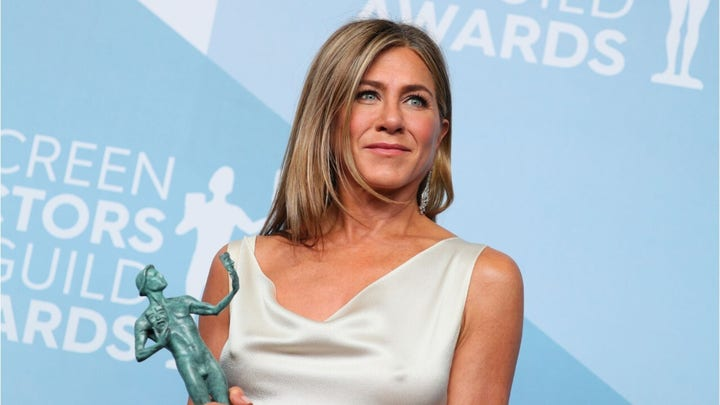 Jennifer Aniston: A look back at her biggest moments