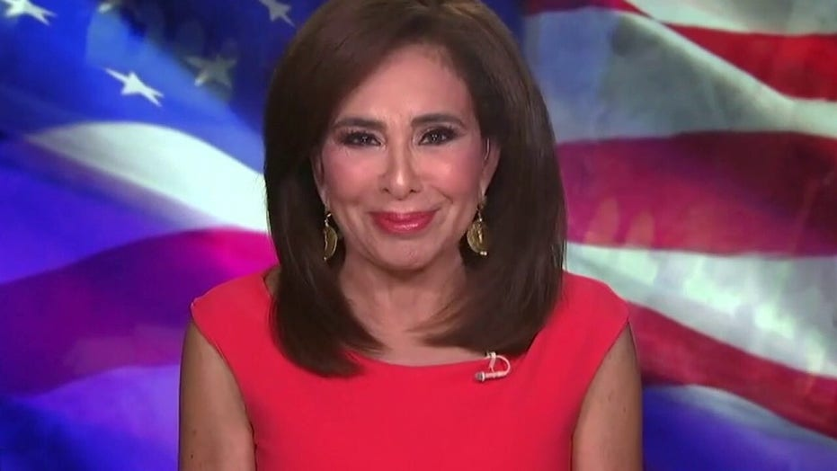 Judge Jeanine: There's only one way to solve the crime wave in the United States