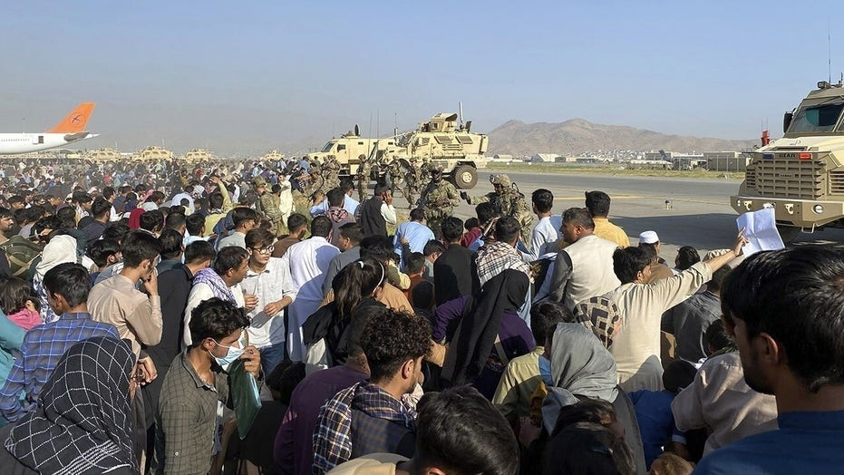 Pentagon opens up more military bases in US to hold up to 50,000 Afghans