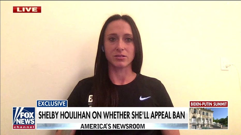 US runner Shelby Houlihan vows to fight 4-year ban: 'Can't believe I'm going through this as a clean athlete'