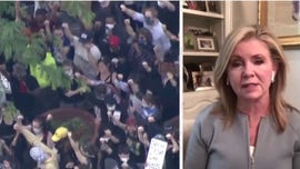 Marsha Blackburn warns George Floyd rioters trying to 'burn down America': Expect FBI to 'knock on your door'